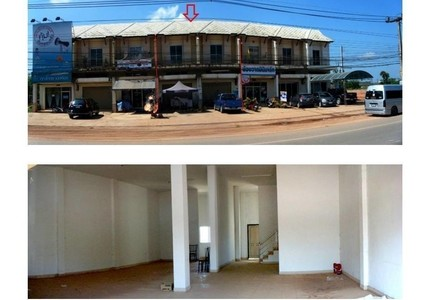 For Sale Shophouse 123.41 sqm in Surat Thani, South, Thailand