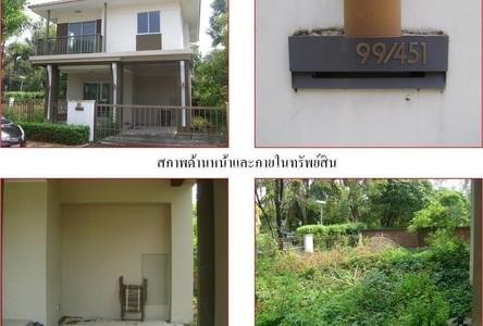 For Sale 一戸建て 110 sqm in Bang Phli, Samut Prakan, Thailand