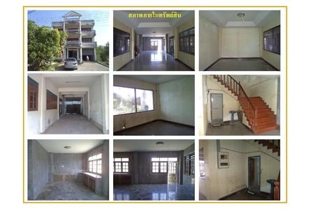 For Sale Shophouse 512 sqm in Tha Muang, Kanchanaburi, Thailand