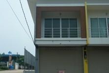 For Sale Shophouse 112 sqm in Chai Buri, Surat Thani, Thailand