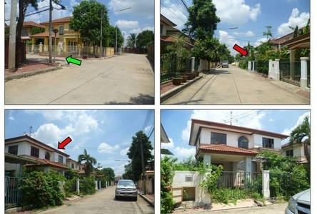For Sale 一戸建て 115 sqm in Mueang Pathum Thani, Pathum Thani, Thailand