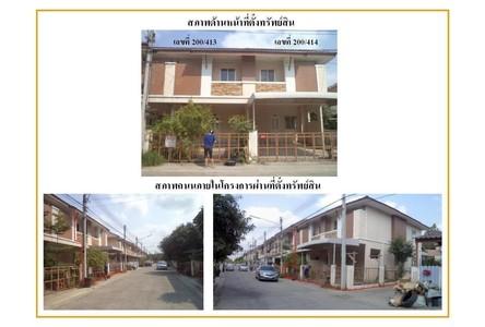 For Sale タウンハウス 85 sqm in Mueang Samut Sakhon, Samut Sakhon, Thailand