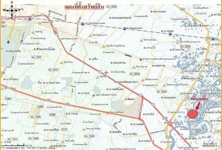 Продажа: Земельный участок 1-0-1 рай в районе Bang Pakong, Chachoengsao, Таиланд