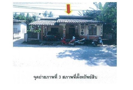 For Sale 一戸建て 108 sqm in Sai Buri, Pattani, Thailand