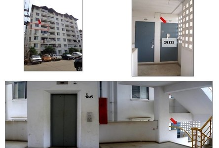 For Sale コンド 62.53 sqm in Khlong Luang, Pathum Thani, Thailand