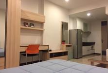 For Rent Condo 33.4 sqm in Huai Khwang, Bangkok, Thailand