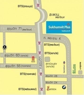 For Sale コンド 30 sqm in Khlong Toei, Bangkok, Thailand | Ref. TH-OBAFYQFO