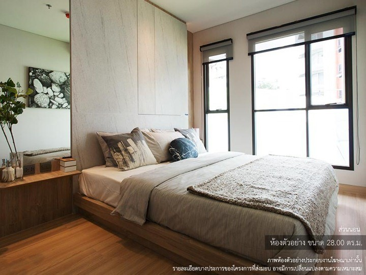 For Sale 1 Bed Condo in Din Daeng, Bangkok, Thailand | Ref. TH-ABENGRVV