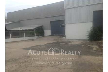 For Rent Warehouse 1,796 sqm in Lat Krabang, Bangkok, Thailand