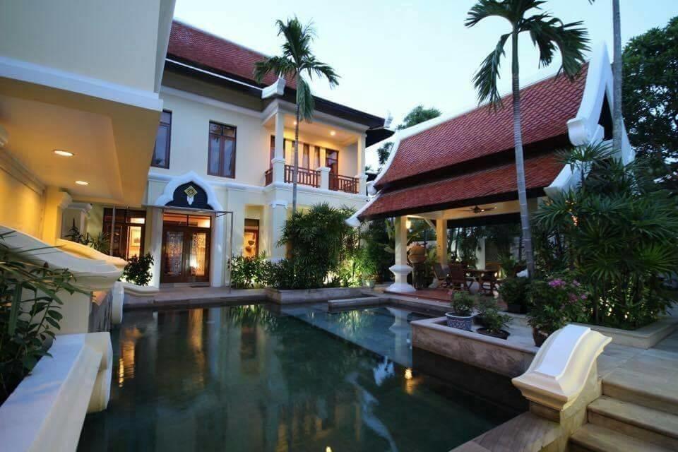 For Sale 4 Beds 一戸建て in Nong Yai, Chonburi, Thailand | Ref. TH-HXPMSAEB