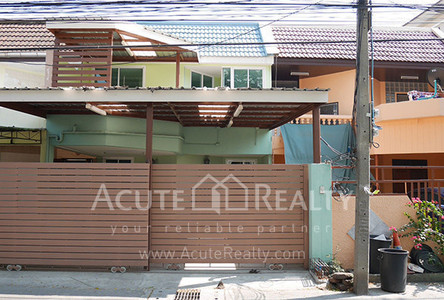 For Sale 2 Beds Townhouse in Phra Khanong, Bangkok, Thailand