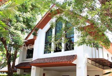 В аренду: Дом с 4 спальнями в районе Pak Kret, Nonthaburi, Таиланд