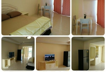 For Rent 1 Bed Condo in Ban Chang, Rayong, Thailand