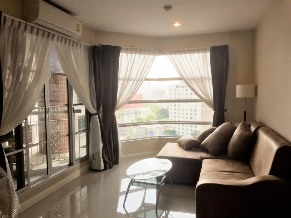 CitiSmart Sukhumvit 18 - В аренду: Кондо с 2 спальнями возле станции BTS Asok, Bangkok, Таиланд | Ref. TH-WGPUVVOP