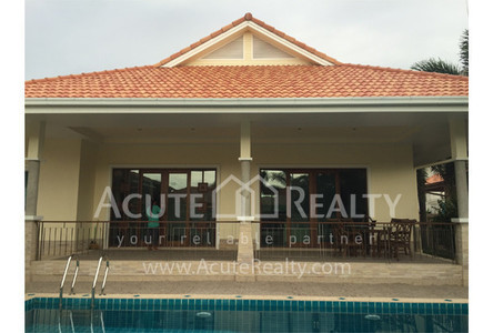 For Sale or Rent 3 Beds 一戸建て in Hua Hin, Prachuap Khiri Khan, Thailand