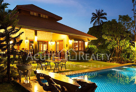 For Sale 4 Beds House in Hua Hin, Prachuap Khiri Khan, Thailand