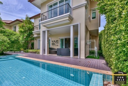 For Sale 3 Beds 一戸建て in Cha Am, Phetchaburi, Thailand