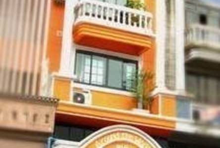 For Sale Hotel 11 rooms in Suan Luang, Bangkok, Thailand
