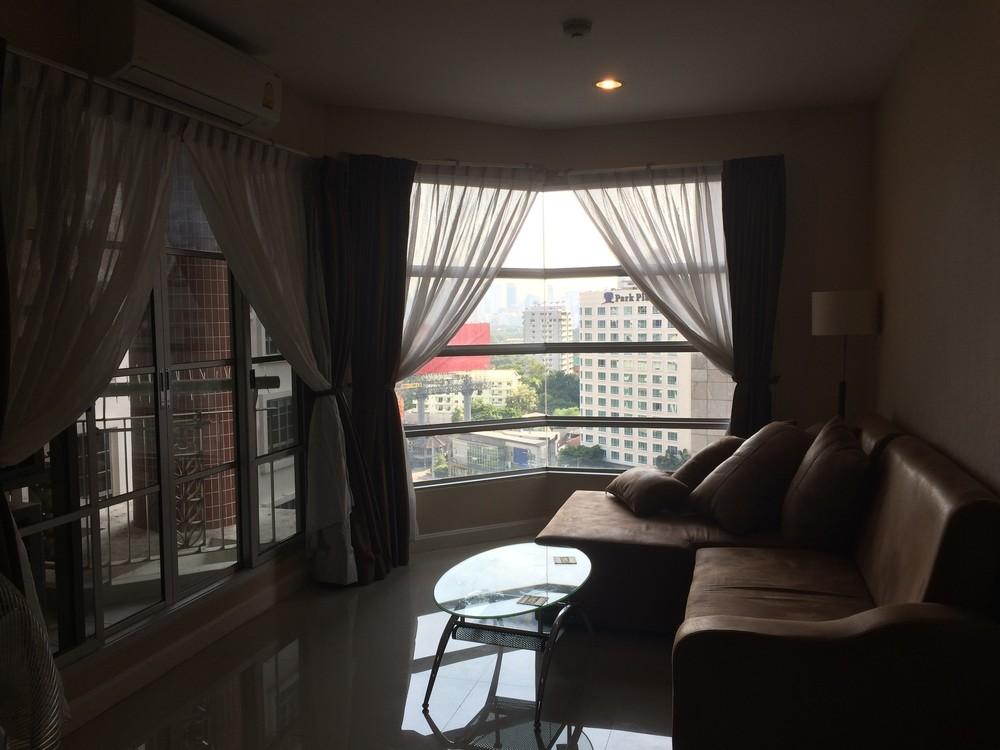 CitiSmart Sukhumvit 18 - В аренду: Кондо с 2 спальнями возле станции BTS Asok, Bangkok, Таиланд | Ref. TH-DTTGGMQV