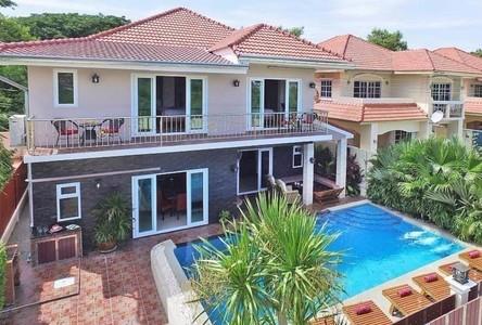 ขาย บ้านเดี่ยว 7 ห้องนอน บางละมุง ชลบุรี