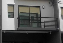 For Rent 3 Beds Townhouse in Bang Kruai, Nonthaburi, Thailand