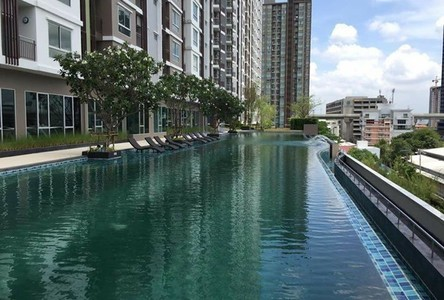 For Sale Condo 31.5 sqm in Bang Sue, Bangkok, Thailand