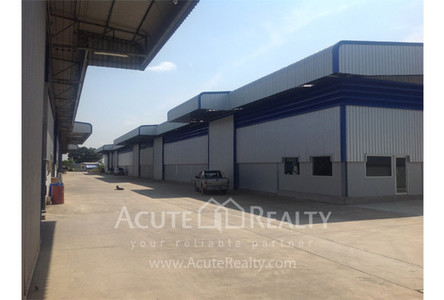 For Rent Warehouse 1,920 sqm in Lat Krabang, Bangkok, Thailand