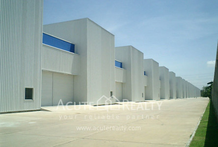 For Rent Warehouse 740 sqm in Khlong Luang, Pathum Thani, Thailand
