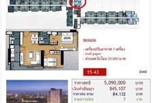 For Sale 2 Beds コンド in Bang Phlat, Bangkok, Thailand