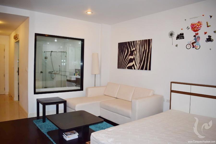 For Sale Condo 43.98 sqm in Kathu, Phuket, Thailand | Ref. TH-KLSQPNQZ
