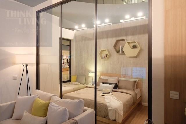 M Jatujak - For Sale 1 Bed Condo Near MRT Kamphaeng Phet, Bangkok, Thailand | Ref. TH-SRCLFLRW