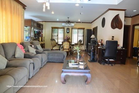 For Rent 3 Beds 一戸建て in Sattahip, Chonburi, Thailand