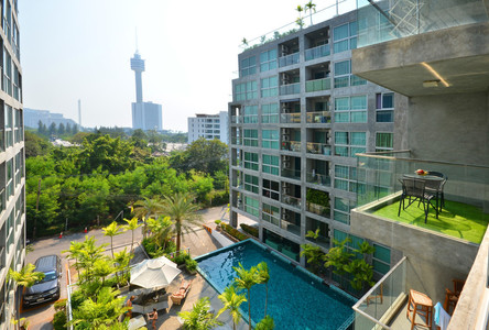 For Rent 3 Beds コンド in Pattaya, Chonburi, Thailand