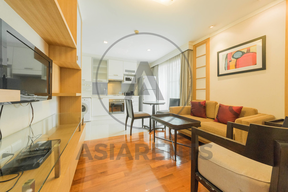 Montara Serviced Apartment Thonglor 25 For Rent 1 Bed
