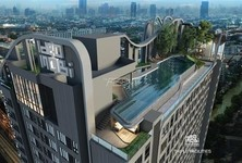For Sale Condo 24.5 sqm in Bang Sue, Bangkok, Thailand