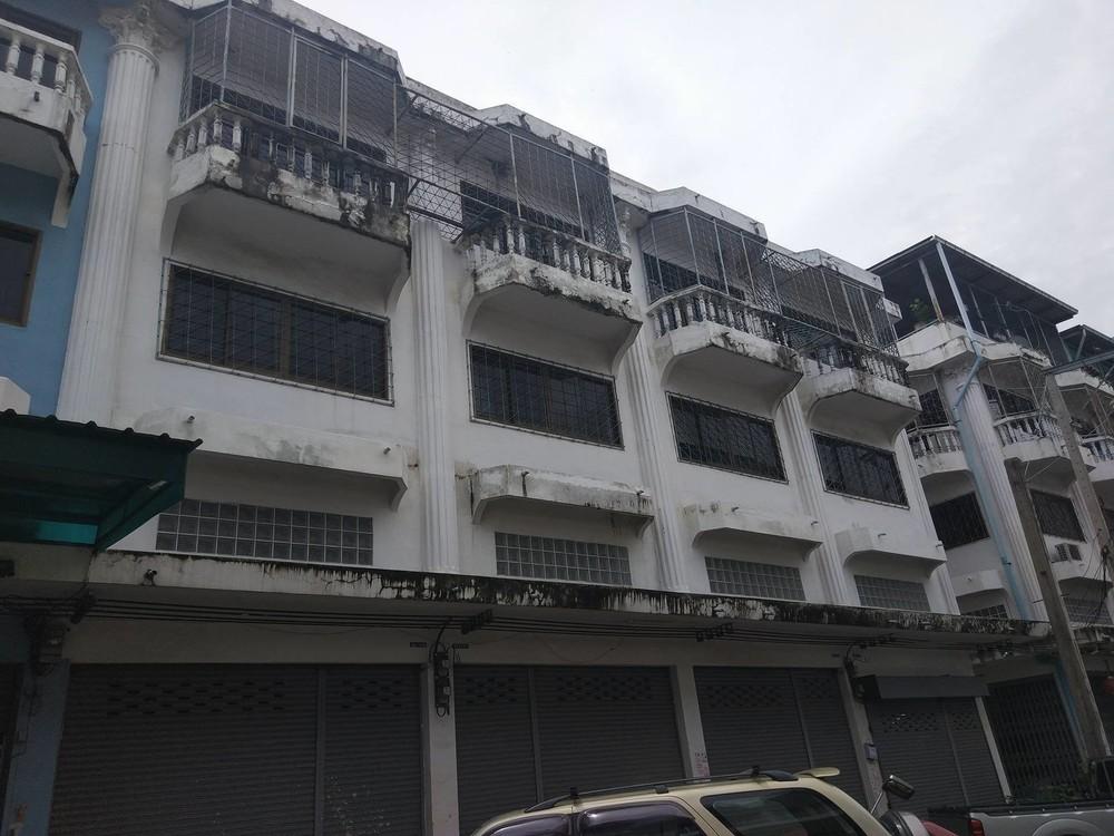 ขาย อาคารพาณิชย์ 80 ตรม. บางขุนเทียน กรุงเทพฯ   Ref. TH-KKCRTRLD