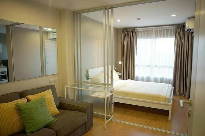 Lumpini Mega City Bangna - For Rent 1 Bed コンド in Bang Phli, Samut Prakan, Thailand | Ref. TH-VVOAZLZP