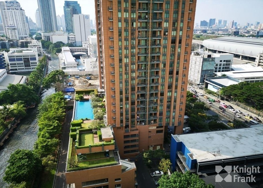 Q Asoke - В аренду: Кондо c 1 спальней возле станции MRT Phetchaburi, Bangkok, Таиланд | Ref. TH-QWXYBDHI