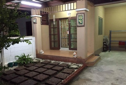 For Rent 2 Beds Townhouse in Mueang Saraburi, Saraburi, Thailand