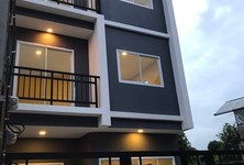 For Sale 4 Beds Townhouse in Don Mueang, Bangkok, Thailand