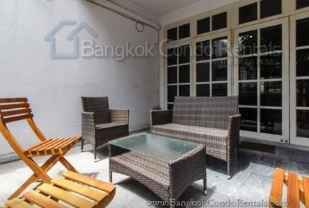 For Rent 4 Beds Townhouse in Sathon, Bangkok, Thailand