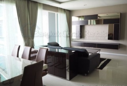 For Rent 3 Beds Condo in Bang Kho Laem, Bangkok, Thailand