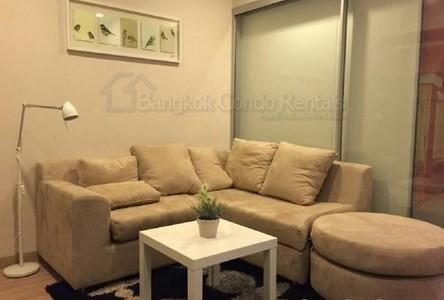 For Rent コンド 37 sqm Near BTS Phra Khanong, Bangkok, Thailand