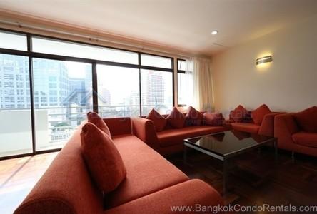 For Rent 3 Beds コンド Near MRT Lumphini, Bangkok, Thailand