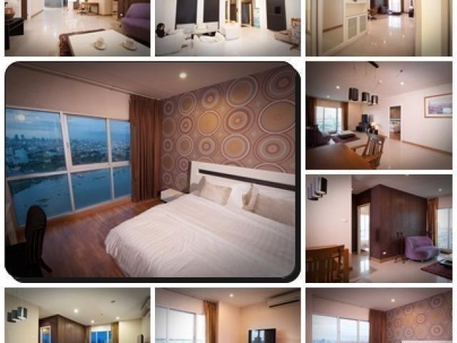 Ivy River - For Rent 2 Beds コンド in Rat Burana, Bangkok, Thailand | Ref. TH-SGQPJPDD
