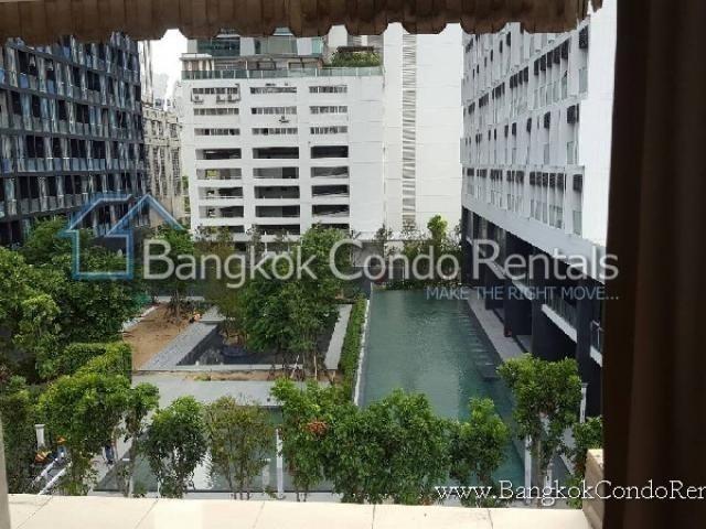 Ploenchit Terrace - В аренду: Кондо с 3 спальнями возле станции BTS Phloen Chit, Bangkok, Таиланд | Ref. TH-SZUUICCO