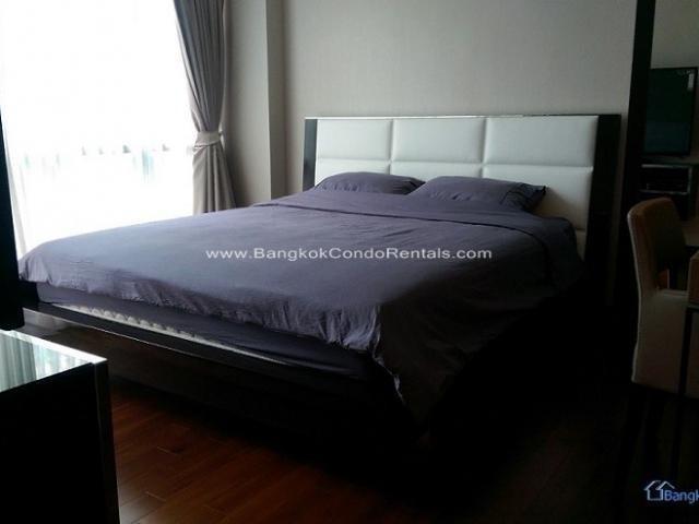 The Address Sukhumvit 61 - For Rent 1 Bed Condo Near BTS Ekkamai, Bangkok, Thailand   Ref. TH-UPMPMYLR