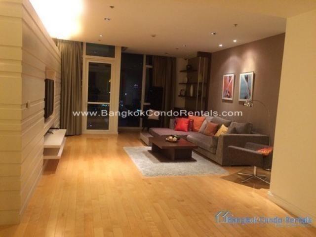 Athenee Residence - For Rent 3 Beds Condo Near BTS Phloen Chit, Bangkok, Thailand | Ref. TH-SAZBOTVI