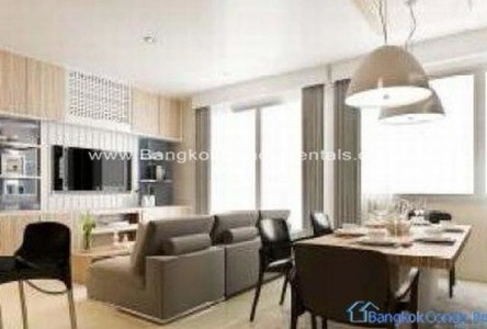 For Rent 2 Beds コンド Near BTS Krung Thon Buri, Bangkok, Thailand