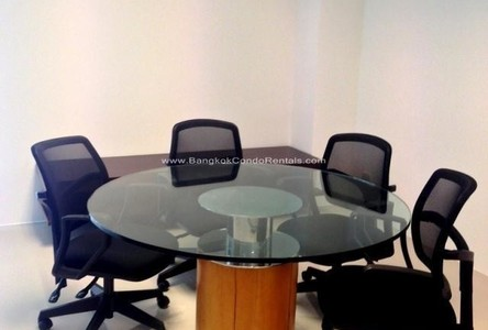 For Rent Office 400 sqm in Sathon, Bangkok, Thailand